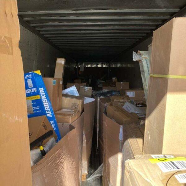 Mercancía de amazon en liquidación al por mayor