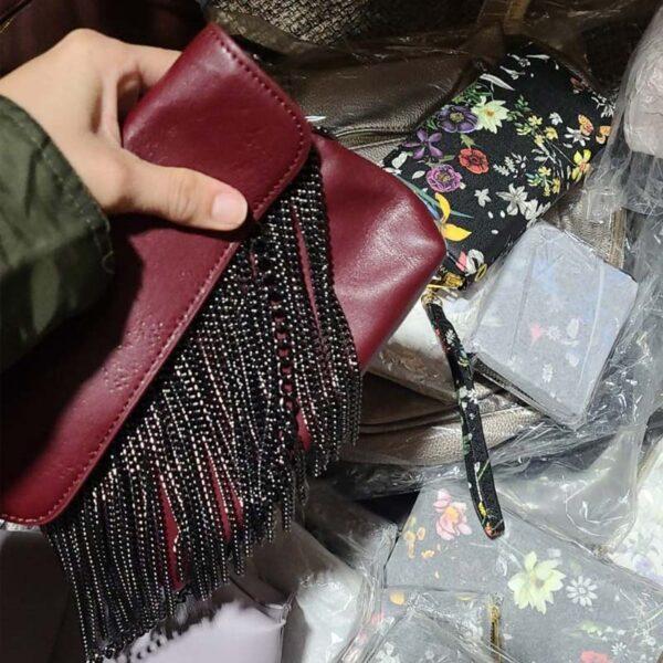 Bolsos, carteras, billeteras, accesorios al por mayor